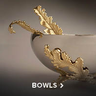 Bowls, Centrepieces & Dishes