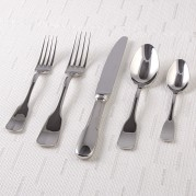 Lutece Mirror Stainless Steel Flatware