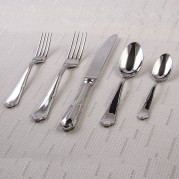 Contour Mirror Stainless Steel Flatware