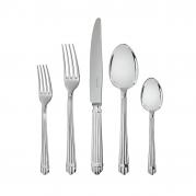 Aria Silver Plate Flatware