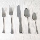 5 Piece Place Setting - Serrated Knife