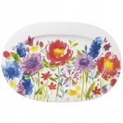 Oval Platter, 33.5cm