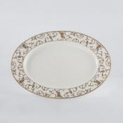 Medium Oval Platter, 33x23.5cm
