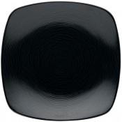 BoB Swirl - Square Dinner Plate, 28cm