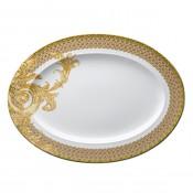 Large Oval Platter, 40 cm