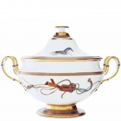 Covered Soup Tureen, 4.3L