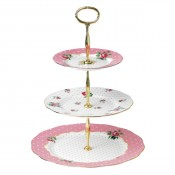 Vintage 3-Tier Cake Stand
