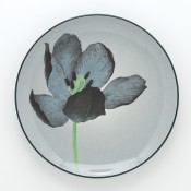 Accent Plate (Floral)