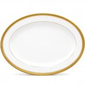 Oval Platter, 29.5 cm