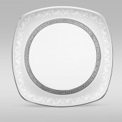 Square Accent Luncheon Plate