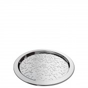 Wine Bottle Coaster, 14.5cm - Stainless Steel