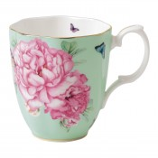 Green Vintage Mug, 10.5cm, 400ml