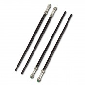 Set/2 Chopsticks with Platinum Trim, 24 cm