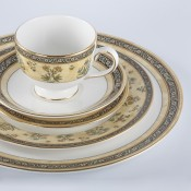 5 Piece Place Setting - Leigh