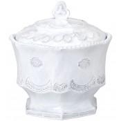 Biscotti Jar, 21cm - Lace