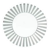 Salad Plate, 23cm - Striped