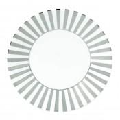 Salad Plate, 23cm - Striped