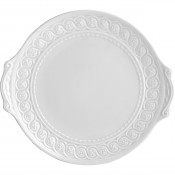 Cake Plate with Handles, 28cm