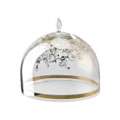 Glass Dome for Footed Cake Plate, 18 cm