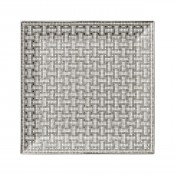 Square Plate, 19 cm