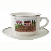 Breakfast Cup & Saucer