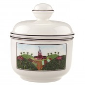 Covered Sugar Bowl, 220ml