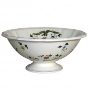 Open Footed Vegetable Bowl, 30 cm