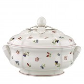 Oval Soup Tureen