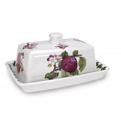 Oblong Covered Butter Dish
