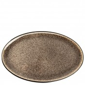 Oval Serving Platter, 40x24.5cm