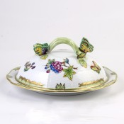 Muffin Dish - Butterfly Knob