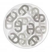 White Tart Platter, 32 cm