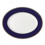 Oval Platter, 35x28cm