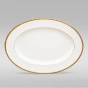 Large Oval Platter, 37 cm