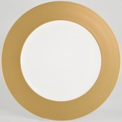 Charger/Service Plate, 33cm - Gold