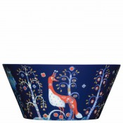 Round Serving Bowl, 24.5cm, 2.8L - Blue