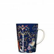 Mug, 11cm, 400ml - Blue