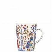 Mug, 11cm, 400ml - White
