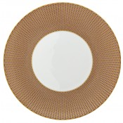 Beige Dinner Plate