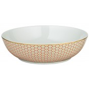 Orange Breakfast Coupe Bowl