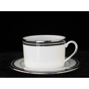 Can Cup & Saucer