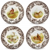 Set/4 Assorted Dinner Plates