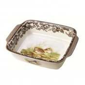 Rectangular Serving Dish with Handles, 38x30cm