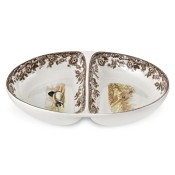 Divided Serving Dish, 29x21.5cm