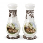 Salt & Pepper Shakers, 16.5cm