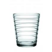 Clear Tumbler, 9 cm