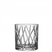 Set/4 Double Old Fashioned Glasses, 8.5cm, 330ml
