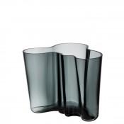 Vase, 16cm - Dark Grey