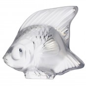 Fish Sculpture, Colourless