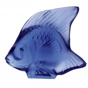 Fish Sculpture, Sapphire